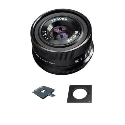 Beseler 50mm f/3.5 Lens Kit for the 67 & 35 Series Printmaker Enlargers. #6770 by Beseler