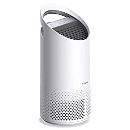 TruSens Air Purifier | 360 HEPA Filtration with Dupont Filter | UV-C Light | Dual Airflow for Full Coverage (Small)