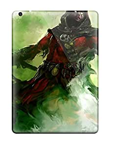 ZMDklOF9022FAgtV Tpu Phone Case With Fashionable Look For Ipad Air - Guild Wars 2 Sorcerer