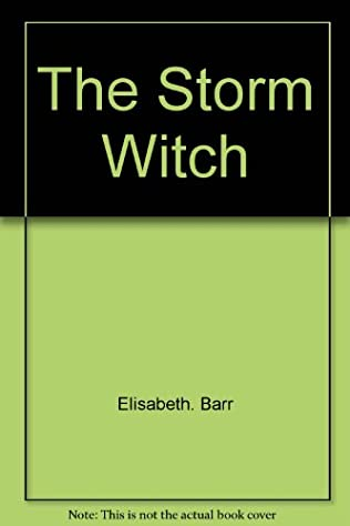book cover of The Storm Witch