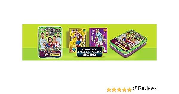 Adrenalyn XL Compact box Platinum 2019-2020: Amazon.es: Juguetes y ...