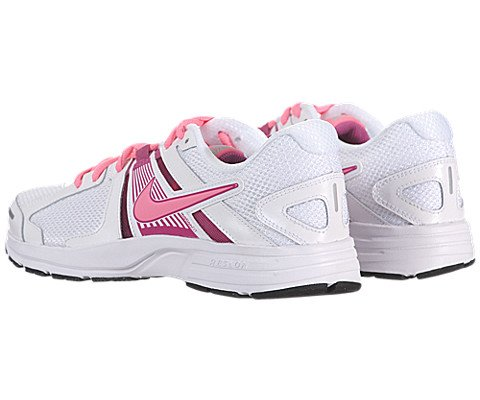 super popular 25405 deaa0 Nike Dart 10 Running Shoes - Women athletic sneakers white (8.5) White Fusion  Pink Silver Digital Pink