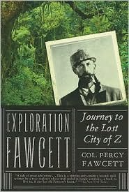 Exploration Fawcett 1st (first) edition Text Only