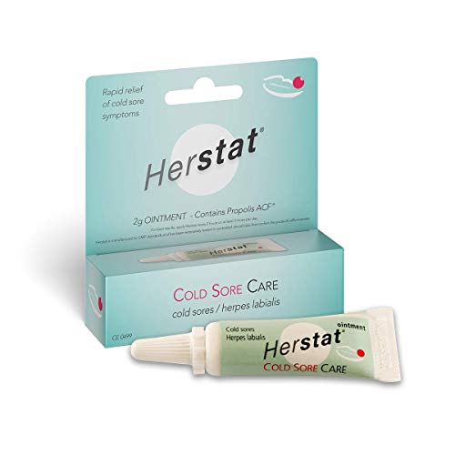 Herstat Cold Sore Ointment
