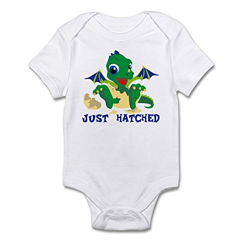 CafePress Dragon Infant Bodysuit Romper
