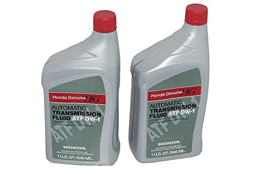 Atf Z1 Transmission Fluid (Genuine Honda 08200-9008 Automatic Transmission Fluid ATF DW-1 (ATF-Z1) 2 Quarts)