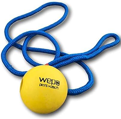 Juguete para perros Wepo, pelota de juguete para cachorro hecha de ...