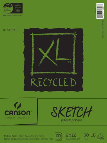 xl recycled drawing pads - 7