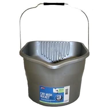 Carrand 94102 Car Wash Bucket, 3 Gallon Capacity