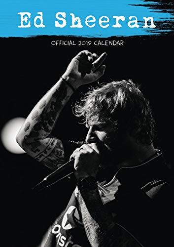 1art1 Ed Sheeran - Divide, Calendario Ufficiale 2019 Poster Calendario (42 x 30cm) 1art1®
