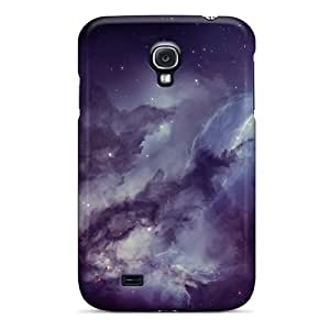 DGKeB12919CwIeR Case Cover Nebula Outer Space Galaxy S4 Protective Case
