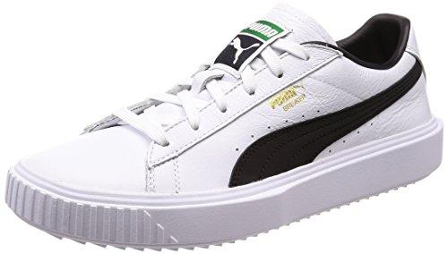 Sneakers Puma Breaker Bianco Nera Bianca E drrPnxqwHz
