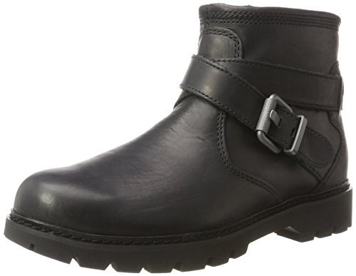 Rey Caterpillar Femme Caterpillar Rey Motardes Bottes XXqprdw1