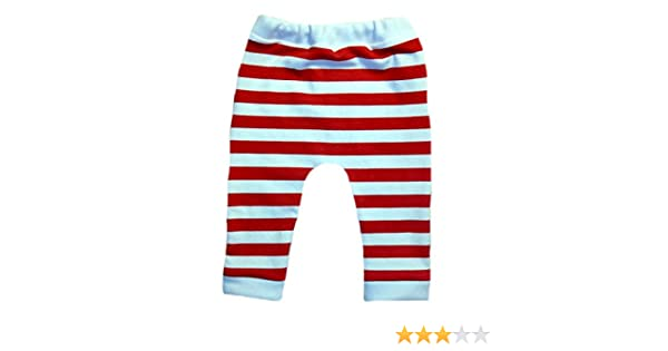 Jacquis Baby Girls Red Leggings 0-3 Months