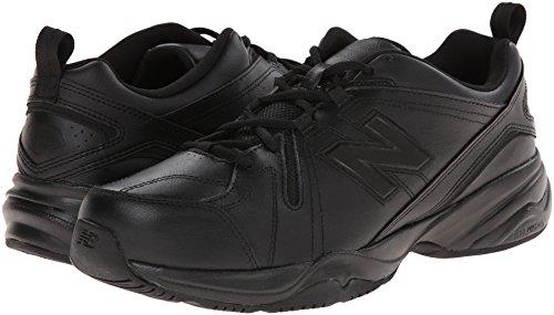 New Balance Men's MX608v4 Training Shoe, Black, 8 D US by New Balance (Image #6)