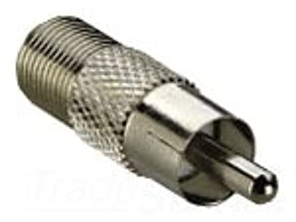 GC 32-3102-BU FEM/MALE COAX ADAPTER