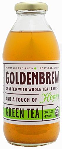 Cheap Goldenbrew Tea Organic Green Tea, 16 Ounce, 8 Count