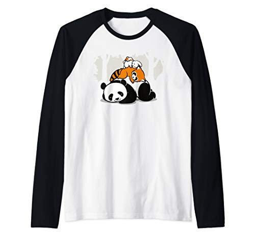 Cute and Classic Tee of Comfy and soft Bed tshirt Raglan Baseball Tee ()