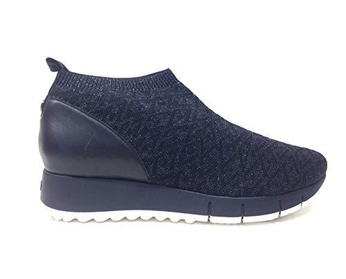 Donna B68029 Sneaker Elastic Mid 04b Jo Scarpe Tessuto Calza Gigi Liu Sock AqFw8xf