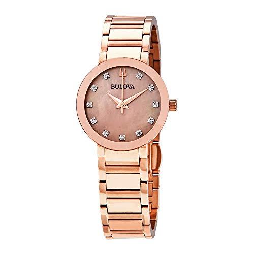 - Bulova Women's Modern - 97P132 Rose One Size