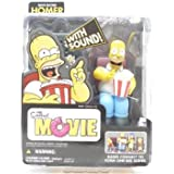 Official McFarlane The Simpsons Movie Homer Movie Mayhem Figure by Unknown