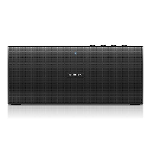 Philips BT3080B/37 Wireless Bluetooth Stereo Speaker, Black