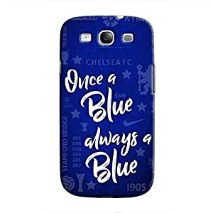 Cover It Up - Chelsea- Once a Blue Galaxy S3 Hard Case