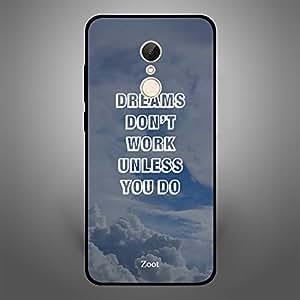 Xiaomi Redmi 5 Dreams Dont Work Unless You do