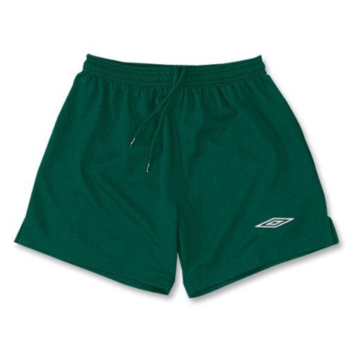 Umbro Manchester Soccer Shorts (Pur/Wht)