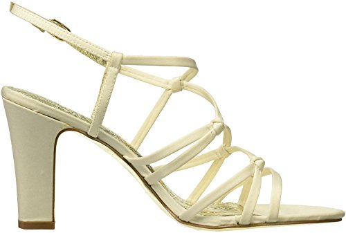 Satin Women's Pump Adelson Papell Ivory Adrianna ZwHXw