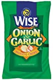 Wise, Potato Chips, Onion & Garlic, 6.75oz Bag (Pack of 3)