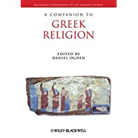 Companion Greek Religion (Blackwell Companions to the Ancient World)