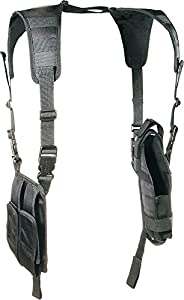 UTG Deluxe Vertical Shoulder Holster