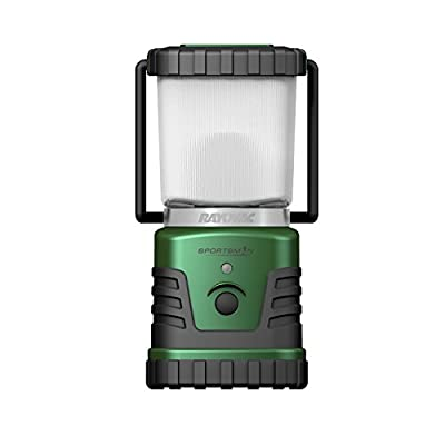 Rayovac Lithium Ion Rechargeable 3-in-1 Pathfinder: Lantern, Flashlight, & Phone Charger with Bottle Opener, SP18650LN
