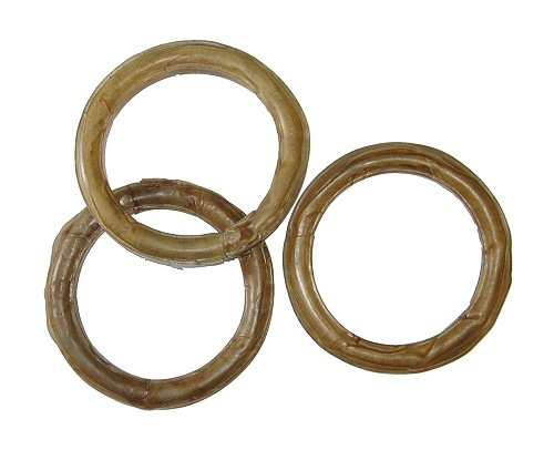6 5 Pressed Rawhide Rings pack product image