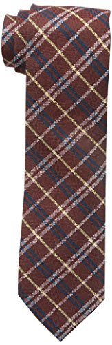 Haggar Men's Tall Extra Long Plaid Tie