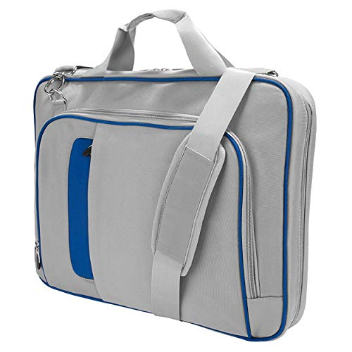 Versatile Courier Bag for 17-15 Inch Asus Chromebook/ZenBook/ROG Strix/Zephyrus/TUF Gaming