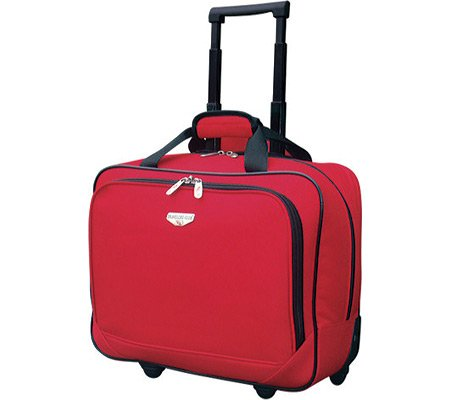 travelers-club-17-inch-single-section-rolling-briefcase-red