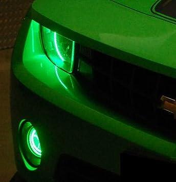 SMD luz de posición LED verdes luces adecuadas para Seat Leon 1P 1 M 1 2 3 Ibiza 6L 4 6J Can Saludable: Amazon.es: Coche y moto