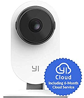 Amazon.com: Sistema de vigilancia YI, cámara 1080 p ...