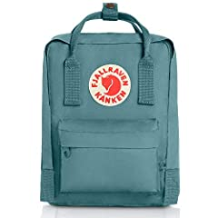 Kanken was released in 1978 to help prevent back problems seen among Swedish school children and over the years has become one of Fjallraven' s most popular products. Kanken Mini is suitable for smaller children and even adults who want to ha...