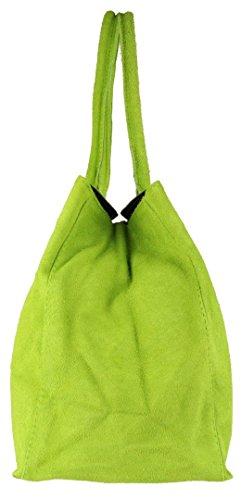 Verde De Claro Handbags Hombro Mujer Girly Bolso En7q0gX74