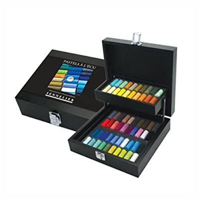 Sennelier Black Box Half Soft Pastel Box 60