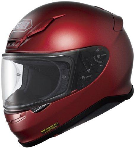 Shoei RF-1200 Wine Red Full Face Helmet - Large