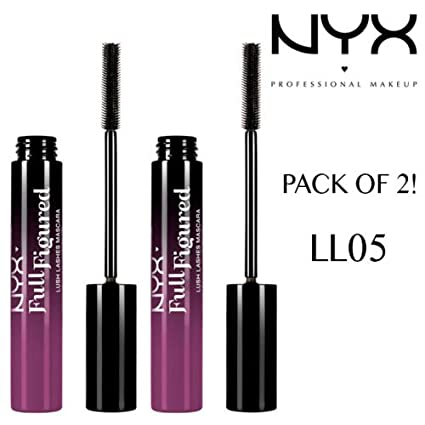 99df17521e2 Buy (PACK OF 2!) NYX Lush Lashes Mascara - LL07 MORE TO LOVE Online at Low  Prices in India - Amazon.in
