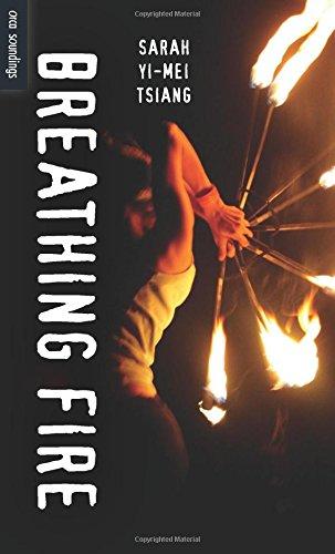 Read Online Breathing Fire (Orca Soundings) pdf