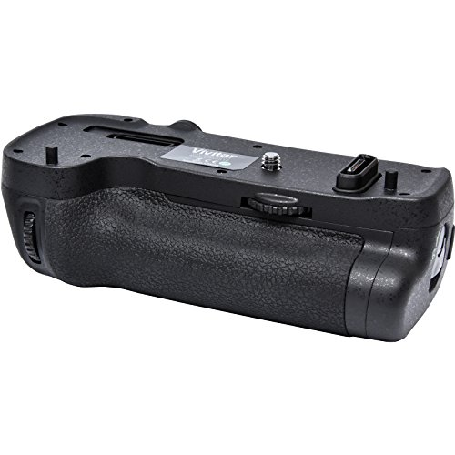 - Top Brand MB-D17 Pro Series Multi-Power Battery Grip for Nikon D500 DSLR Camera