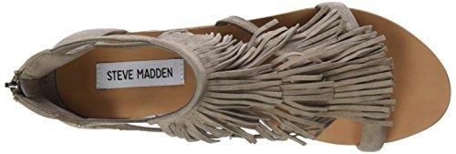 Beige taupe Sandali Favorit Steve Madden Donna w76CqRfnC