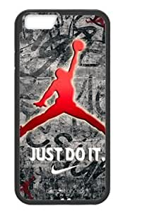 Hoomin Cool Air Michael Jordan Design Case For HTC One M7 Cover Cell Phone Cases Cover Popular Gifts(Laster Technology)