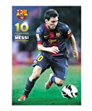 Bestweeks Hot Sales Wall Sticker Of Lionel Messi Play Moments 50*75 CmInch Attractive And Durable Photo Poster For Home Decorate